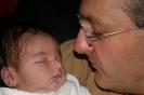 Manuel - beim Papa