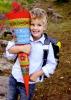 Manuel - erster Schultag