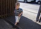 Manuel - Erster Tag im Kindergarten