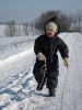 Manuel - Schneemännchen 3 Jahre